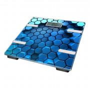 LUMME Весы напольные электронные LU 1331 синие
