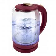 LUMME Электрический чайник LU 142 красный рубин