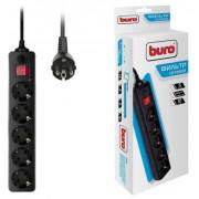 BURO Сетевой фильтр 500SH 10 B 10м 992303