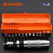 HARDEN Отвертка ударная в наборе 14пр. 550641