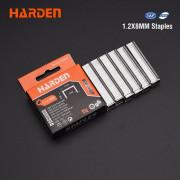 HARDEN Набор скоб 1,2х8,0х11,3 для степлера (620803) 620828