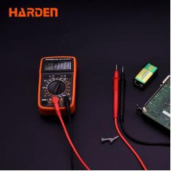 HARDEN Мультиметр профессиональный 661002