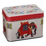 """DELTA Банка жестяная 0,4л. """"Индийский слон"""" П67*98h69v040-01118 DL"""