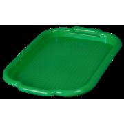 АР ПЛАСТ Поднос 28*40 см малый 160111 зеленый