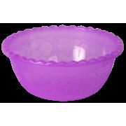АР ПЛАСТ Фруктовница 8,0 л. №3 03073 фиолетовый