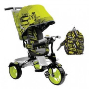 НИКА Велосипед детский ВД5/2S спортивный лимонный