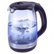 LUMME Электрический чайник LU 135 темный топаз
