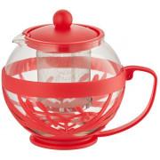 WEBBER Чайник заварочный 0.75 л. ВЕ 5572/1 DL красная