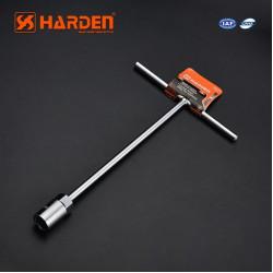 HARDEN Ключ профессиональный Т-тип 8мм 670203