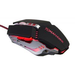 OKLICK Мышь 999G, игровая, оптическая, проводная, USB, черный 1102293