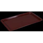 АР ПЛАСТ Поднос 43*25 см малый 16016 коричневый