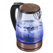 LUMME Электрический чайник LU 249 темный янтарь