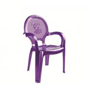 DD STYLE Кресло детское 06206 фиолет