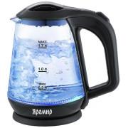 ЯРОМИР Электрический чайник ЯР 1045 DL черный