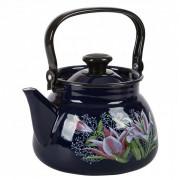КМК Эмалированный чайник 3,0л. 42115 123/6 бостон