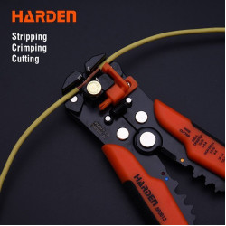 HARDEN Автоматический стриппер для зачистки проводов 660613