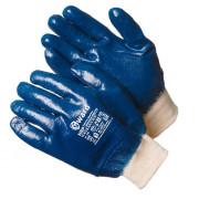 Перчатки МБС (синие) манжет 01-142