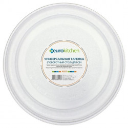 """Блюдо для СВЧ """"EURO Kitchen"""" 24,5 см (EUR N-01)"""