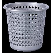 """АР ПЛАСТ Корзина для мусора """"Офис"""" 16023 серый"""
