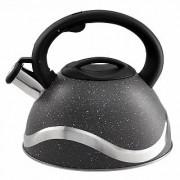 WEBBER Чайник 3,0 л. BE 0573 DL серый мрамор