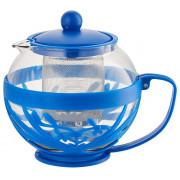 WEBBER Чайник заварочный 0,75 л. ВЕ 5572 /9 DL синий