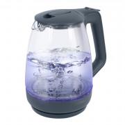LUMME Электрический чайник LU 140 серый жемчуг