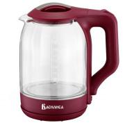 ВАСИЛИСА Электрический чайник ВА 1025 DL бордовый