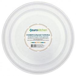 """Блюдо для СВЧ """"EURO Kitchen"""" 24,5 см (EUR N-06)"""