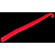 АР-ПЛАСТ Рожок для обуви 11001 красный
