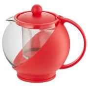 WEBBER Чайник заварочный 0,75 л. ВЕ 5570/1 красный