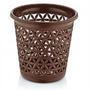 DD STYLE Корзина для мусора 05306 коричневый