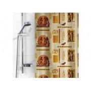 """VILINA Занавес для ванной комнаты 180 x 180 см """"Египет"""" 6984"""