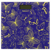 SATURN Весы напольные электронные ST PS 0282 Butterfly