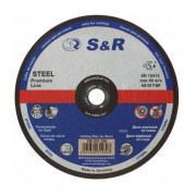 S&R Power Круг отрезной по металлу 230x2,0x22,2 мм