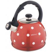 KINGHOFF Чайник 2,0 л.(Очень маленький) KH 1049 красный