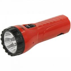 Smartbuy Аккумуляторный фонарь 4 LED с прямой зарядкой SBF-93-R