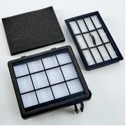 DELTA Набор фильтров для пылесоса 3 пр. LUX DL 0846 F