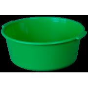 АР-ПЛАСТ Таз 10 л. 03003 зеленый