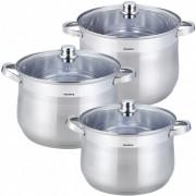 KLAUSBERG Набор посуды (6пр.) KВ 7178/4312