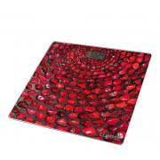 LUMME Весы напольные электронные LU 1329 красный коралл