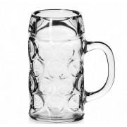 """PASABAHCE Набор кружек для пива 625 мл. """"PAB"""" 80219 В"""
