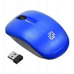 Oklick Мышь беспроводная 525MW 1090723 синяя
