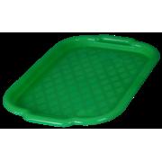 АР ПЛАСТ Поднос 41*56 см большой 16012 зеленый