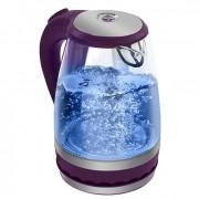 LUMME Электрический чайник LU 220 фиолет. чароит