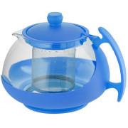 WEBBER Чайник заварочный 0,75 л. ВЕ 5571/4 синий