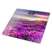 LUMME Весы напольные электронные LU 1328 цветочное поле