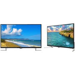 Телевизор Polar P 32 L34T2SC черный