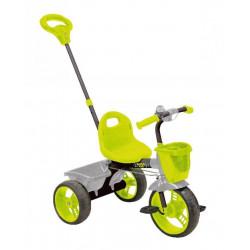 НИКА Велосипед детский ВД2/6 черный с лимонным