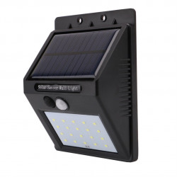 Светильник уличный аккумуляторный с датчиком движения на солнечной батарее 32319