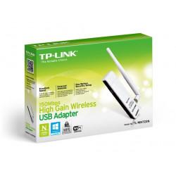 TP-Link Сетевой адаптер беспроводной 150 Мбит/с USB WiFi TL-WN722N 971018